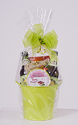 Gift Baskets: GIFT CONTAINER - With or Without Alcohol