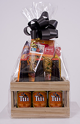 Gift Baskets: MINI BEER CRATE