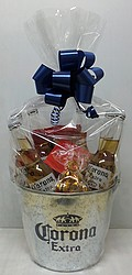 Gift Baskets: CORONA BUCKET