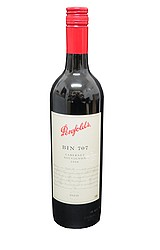 Aged and Rare Wines: Penfolds Bin 707 Cabernet Sauvignon 2010