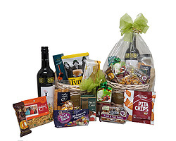 Gift Baskets: Johnny Q Gift Basket