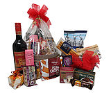Chocolate Box Shiraz Gift Basket