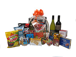 Gift Baskets: Family Basket