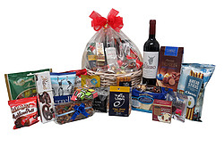 Gift Baskets: Italian Wine Basket