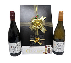 Gift Baskets: Corporate Gift Box